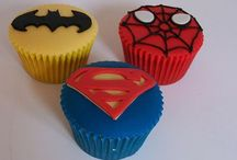 Amazing Kid Cupcakes / For the little and BIG kid in us. / by Gwen Crivello