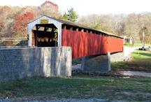 Covered Bridges / by Leslie Jones