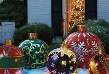 Christmas: Outdoors / by Gwen Crivello