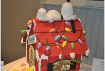 Christmas: Gingerbread / by Gwen Crivello