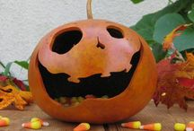 Halloween: Outdoors / The indoors of my house extend to the outdoors, both front and backyard. Think about it, the rooms on the back side of your house look out too.  Give the family something to look at for that Halloween spirit. / by Gwen Crivello