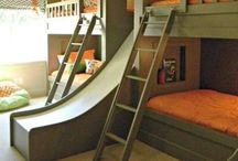 Interiors: Kid's Room / For my granddaughters and grandsons / by Gwen Crivello