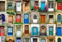 Doors, windows and portals / by Leslie Jones