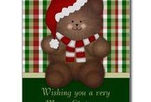 Christmas Greeting, Postage and more