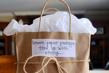 gifts inspiration. / by Sarah Jennings