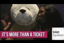Ticket Liquidator Videos / More Tickets. Better Service. Lower Prices.