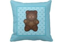 Baby Decor and More / A collection of gifts for new parents and baby.