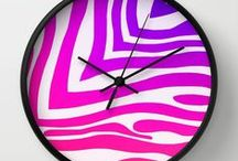 Wall Clocks By KCavender