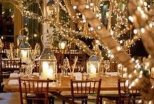 Lights & Lighting / Lights and lighting  / by Kleinfeld Bridal