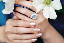 Manicure / Nails for the big day / by Kleinfeld Bridal