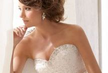 Wedding Dress Sale January 2014 / For all those brides looking for an 'As New' sample dress with immediate delivery! Check out these Mori Lee dresses from the latest collections most at 50% discount / by Glamourous Gowns Gowns