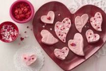 Valentine's Ideas / Valentine's craft projects, recipes and DIY ideas / by Gina @ Shabby Creek Cottage