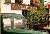 Must Visit Irish Pubs / Our favourite bars all around Ireland