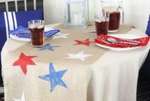 4th of july / by Gina @ Shabby Creek Cottage