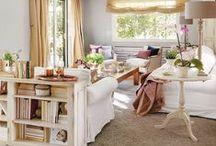 Decoración / Trucos de decoración de salones y hogares