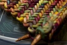 Getting Knitty With It / by Teresa Gagnon