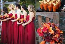 Autumn Wedding / Herken je dat, dat gevoel van het heerlijke najaarsseizoen? Dagen die worden korter, contrastvolle kleuren zijn de trend en er verzegelen steeds meer mensen de liefde. Wat maak de herfst nog mooier dan dit? Kijk, klik en inspireer >>