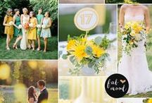 Summer Wedding Inspiration / Inspiration, colors, décor and other ideas for a fantastic summer wedding.
