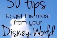 disney world / Tips and tricks for getting the most out of your Disney World vacation.