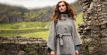 Fall Clothing / Traditional Irish Clothing for Fall