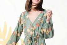 Fresh looks de Primavera / Outfits para llevar bajo el cálido sol de Primavera, la tendencia que arrasa con el calor.