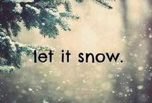 Craving a Winter Wonderland / by Katie Ketelsen