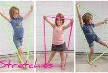 Physical development / Fun physical games to play :).