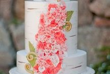 Wedding Cakes / by Forevermore Events /Laura Stagg