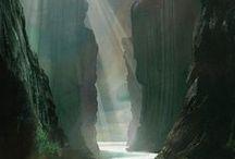 t r e k k i n g / The places to see / by Paulina Magoon