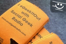 Social Geek Radio / All things related to the hit BlogTalkRadio Show  / by Deb Evans
