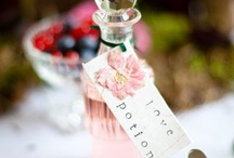 Romantic Pale Wedding / by Forevermore Events /Laura Stagg