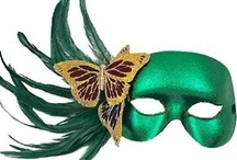 Cool Mardi Gras Masks / Mardi Gras Masks we sell at AnniesCostumes.com. Many are hand made in the USA!