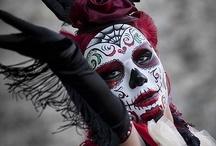 Halloween Makeup Ideas / Halloween Makeup Ideas from StageandTheaterMakeup.com