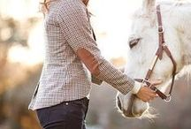 Equestrian Style / style we're crazy about