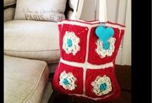 CROCHET.handbags / by Tia Mia  ♥