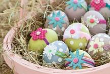 Holidays ~ Easter  / by Jennifer Steinkuehler