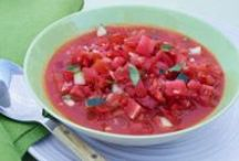 "Healthy Recipes - Soup. ""No Soup For You!""  / Healthy Soup (Chili, etc.) Recipes - There are a few unhealthy soup recipes in the bunch.  For instance, chicken and dumplings is not the healthiest thing to eat but every now and then, we will indulge in my household. / by Dawn Crescimone 