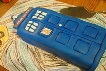 Doctor Who party / We have big plans this year (2012) for a Doctor Who party when my daughter turns 14.