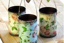 DIY - Crafts...I Can Make This! / Handmade Crafts and Crafting Ideas / by Dawn Crescimone