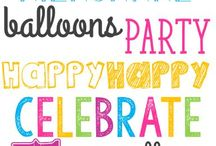 Party Ideas / by Melissa Hitchon Kolonich