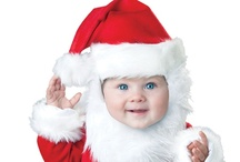 Children & Baby Christmas Costumes / Baby and child Christmas costumes at SantaSuits.com
