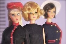 Mod Barbie + - 1966 - 1976