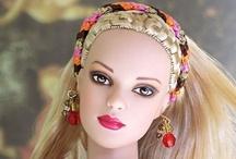 Modern Fashion Dolls (non-Barbie)