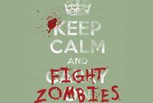 Keep Calm and Halloween On