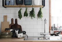Kitchen cucina cuisine / Ideas for my new kitchen!