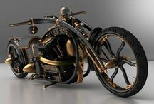 Boom! It's the motorcycle @ it's BEST! / Motorbikes. Power under your .......