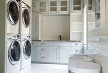 Laundry room / by Hannah Mendenhall