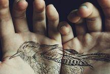 ink / amazing tattoos