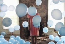 balloons / by christina {soul aperture}