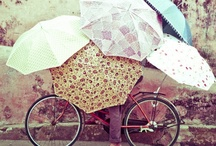 umbrellas / by christina {soul aperture}